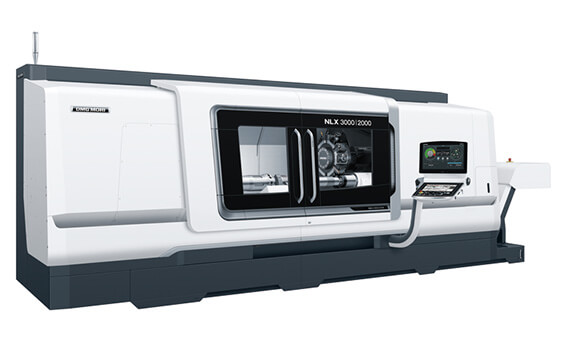 Nlx 3000 2000 products dmg mori for Bed tech 3000