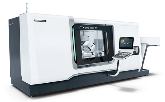 CTX beta 1250 TC / 1250 TC linear