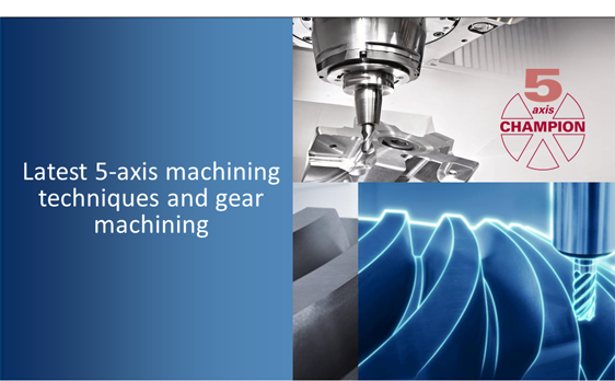 IGA INNOVATION DAYS 2017 Seminar 「Latest 5-axis machining techniques and gear machining」