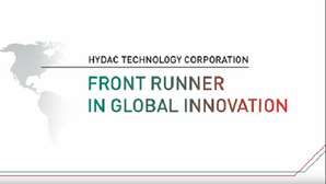 Front Runner 「HYDAC Technology Corporation」