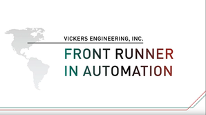 Front Runner 「Vickers Engineering, Inc.」