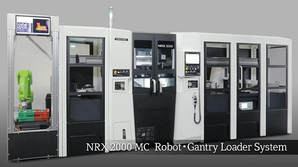 NRX 2000MC/Robot Gantry loader system